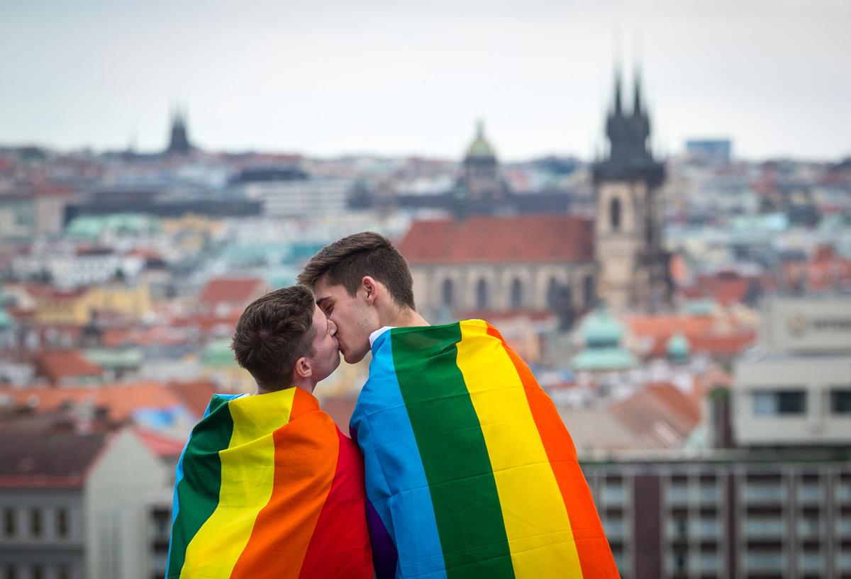 Gay czech twins